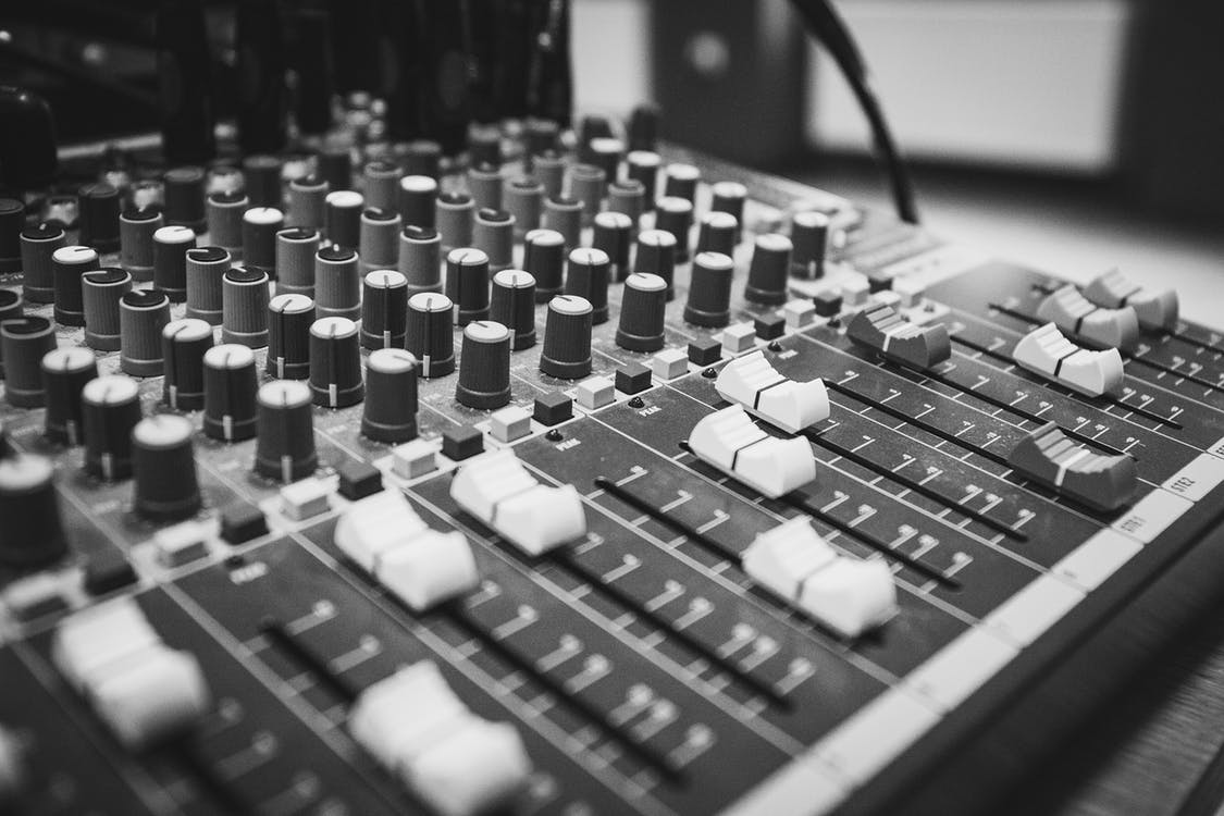 music mixing and mastering - online and studio mastering